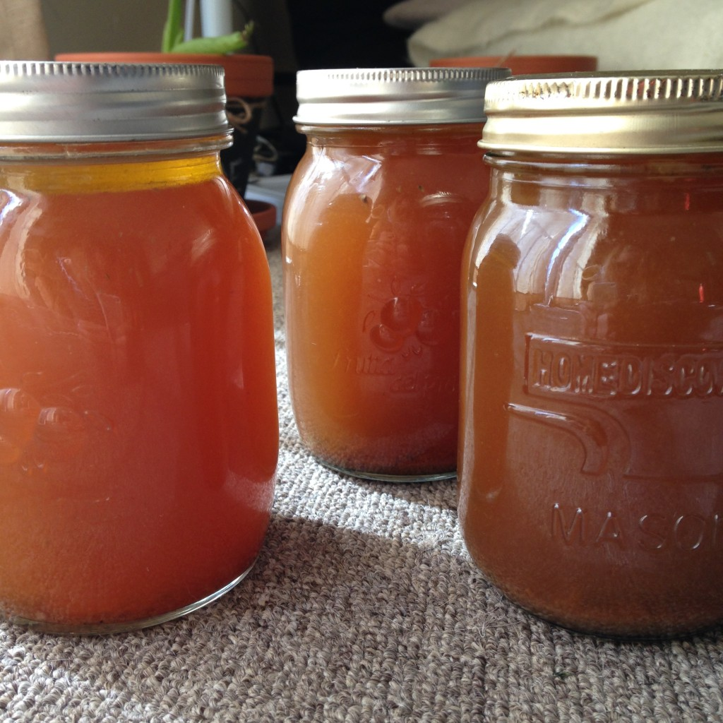 The Benefits of Homemade Bone Broth