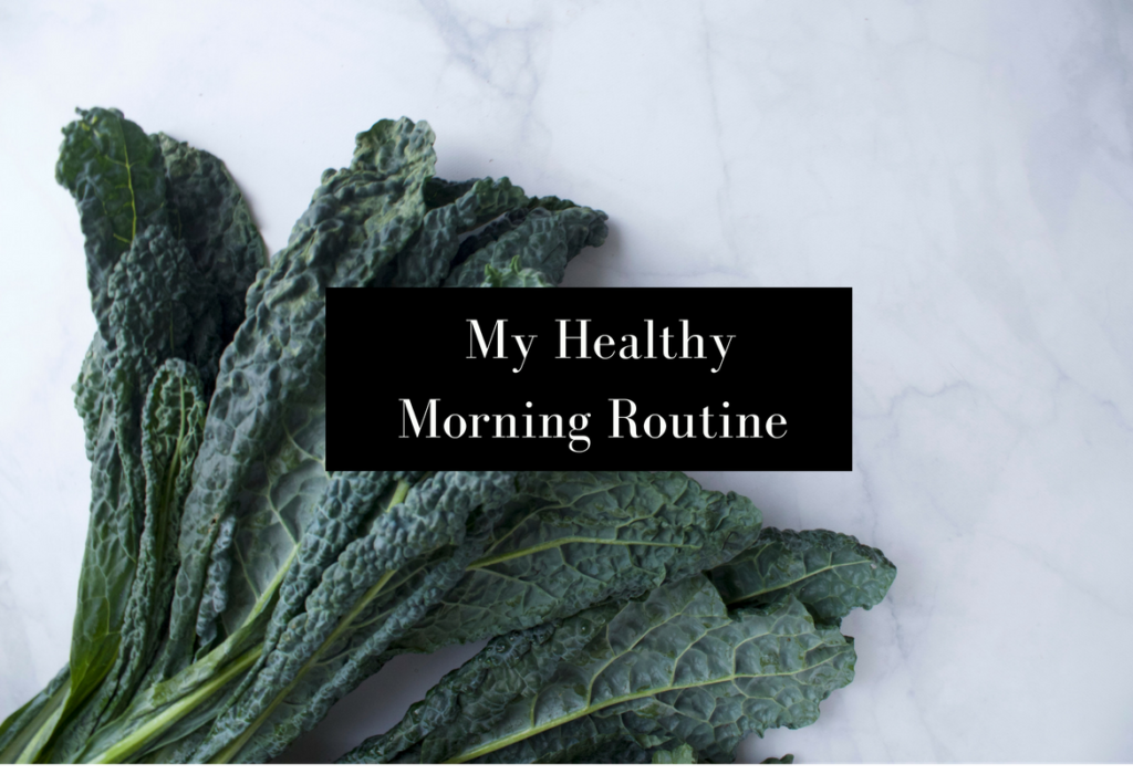 My Healthy Morning Routine + Free Nutrition Consultations!