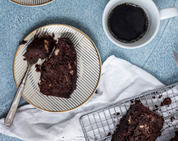 Chocolate Chai Banana Bread {paleo} + a chat about LGBT visibility